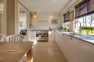 Kitchen Home Interior Modern Room  - Skitterphoto / Pixabay